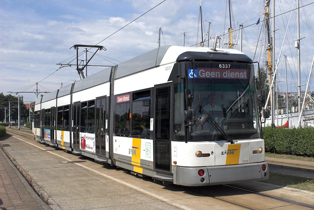 6337 Oostende Station 15/8/2012