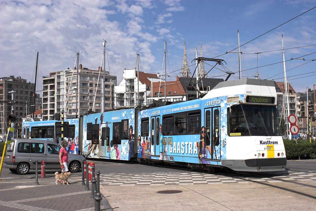 6002 Oostende Station 15/8/2012