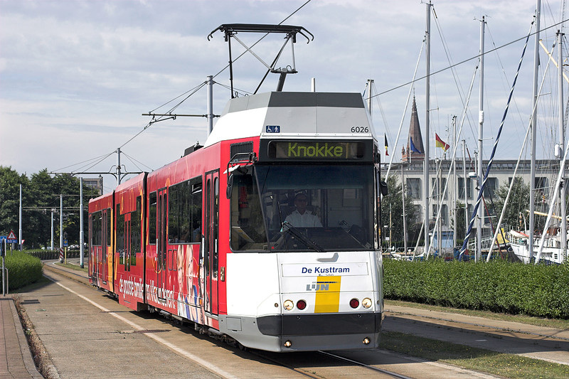6026 Oostende Station 15/8/2012