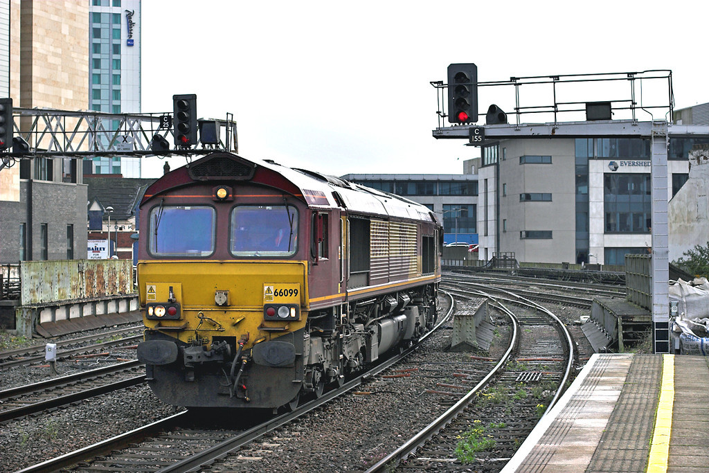 66099 Cardiff Central 19/10/2012