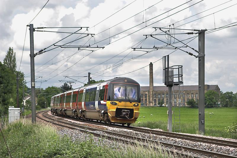 333009 Cononley 20/6/2012<br /> 2H43 1318 Skipton-Leeds