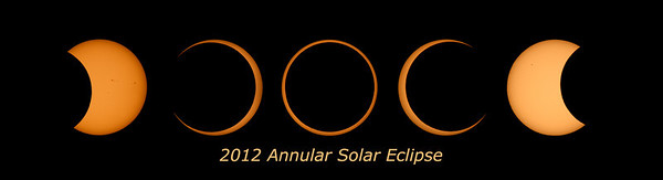 """Ring of fire"" eclipse."