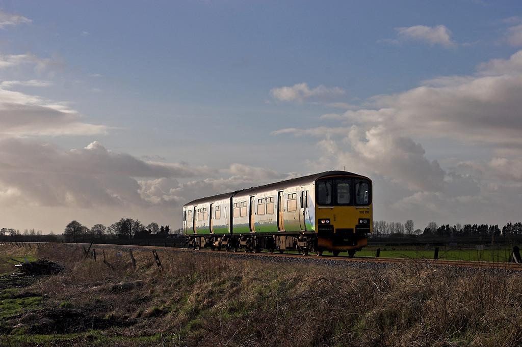 150110 Farington Moss 23/1/2012<br /> 2N01 1336 Ormskirk-Preston