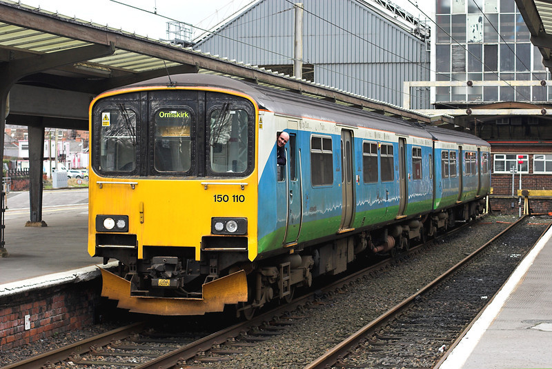 150110 Preston 23/1/2012<br /> 2F00 1259 Preston-Ormskirk