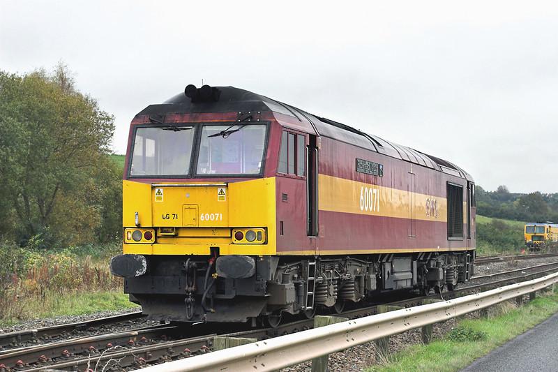 60071 Westerleigh 25/10/2012