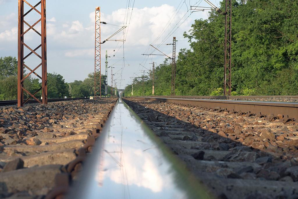 Rail, Gyorszentivan, Hungary 26/6/2012