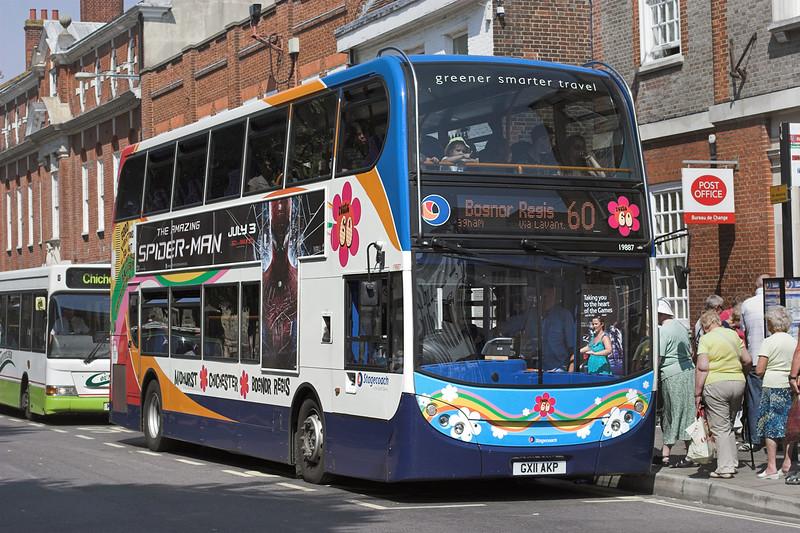 19887 GX11AKP, Chichester 26/7/2012