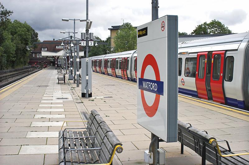 Watford (London Underground) 26/9/2012