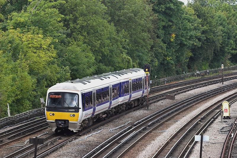 165025 Northwood 26/9/2012<br /> 2C27 1030 Aylesbury Vale Parkway-London Marylebone