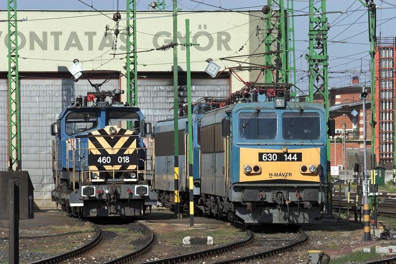 630144 and 460018, Györ 27/6/2012