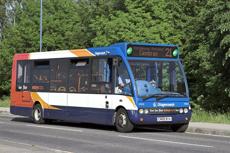 47632 CN58BYA, Cwmbrân 29/5/2012