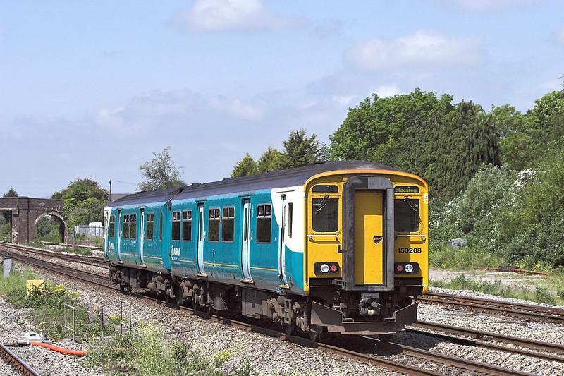 150208 Magor 29/5/2012<br /> 2L53 1045 Cheltenham Spa-Maesteg