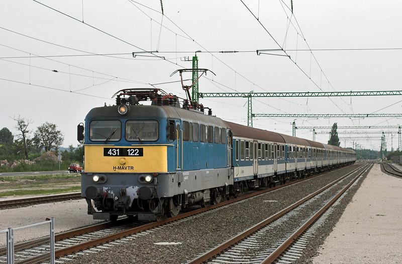 431122 Kápolnásnyék 29/6/2012<br /> 18503 1530 Nagykanizsa-Budapest Déli pu