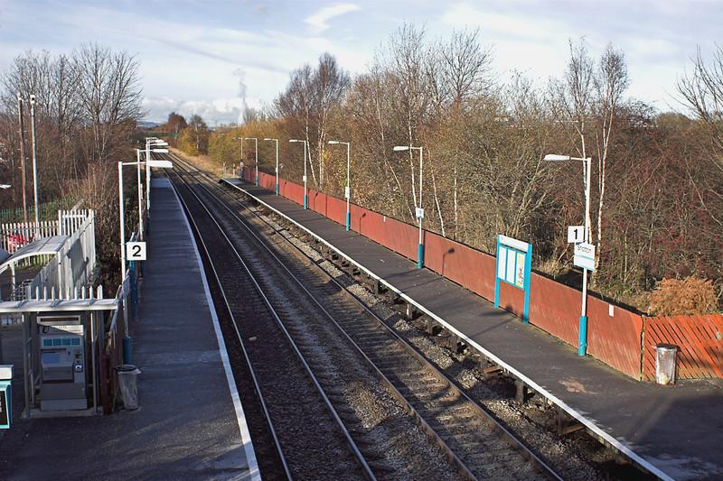 Shotton (Low Level) 29/11/2012