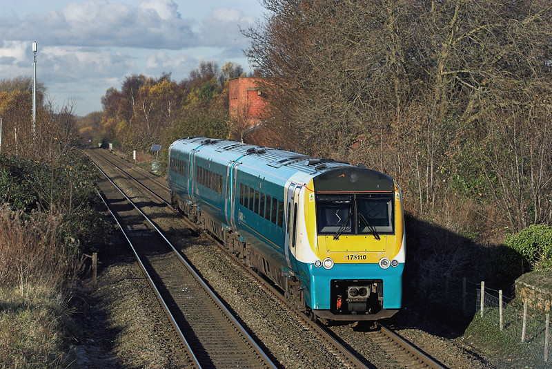 175110 Fflint 29/11/2012<br /> 1H85 0945 Llandudno-Manchester Piccadilly