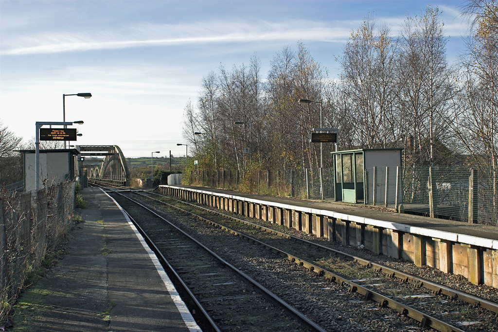 Hawarden Bridge 29/11/2012