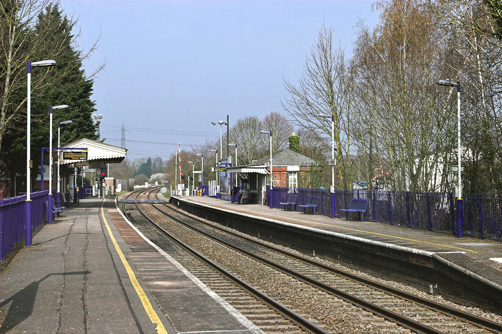Bramley (Hampshire) 30/3/2012