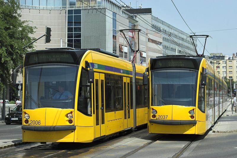 2006 and 2037, Széil Kálmán Tér 30/6/2012