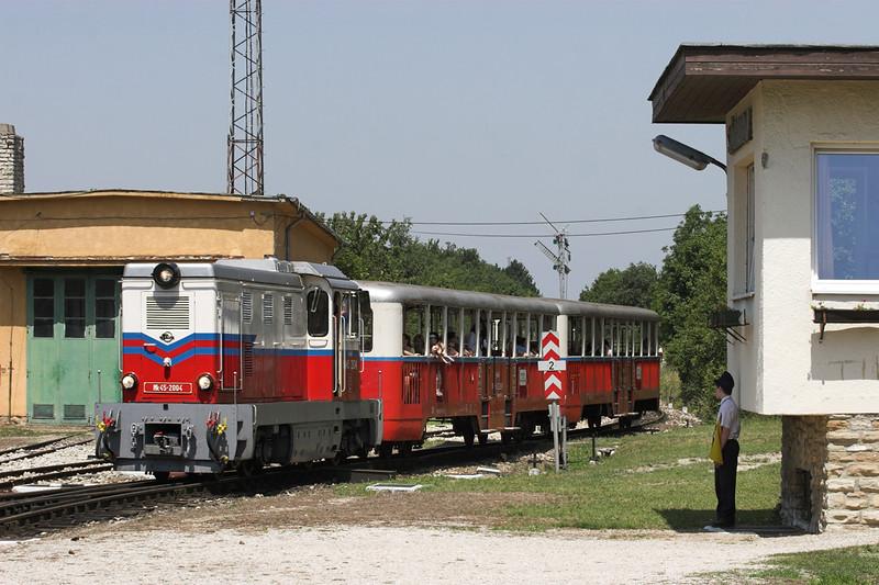 Mk45-2004 Széchenyi-Hegy 30/6/2012<br /> 115 1045 Hüvösvölgy-Széchenyi Hegy