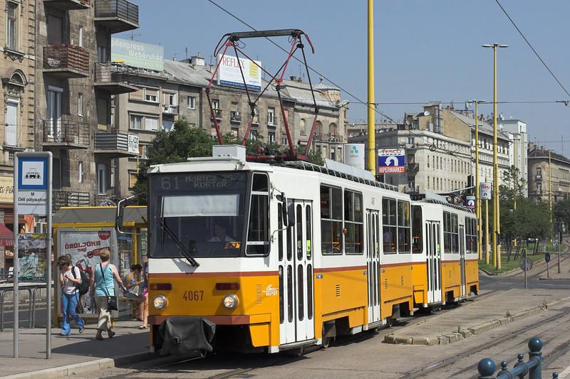 4067 and 4024, Budapest Déli 30/6/2012