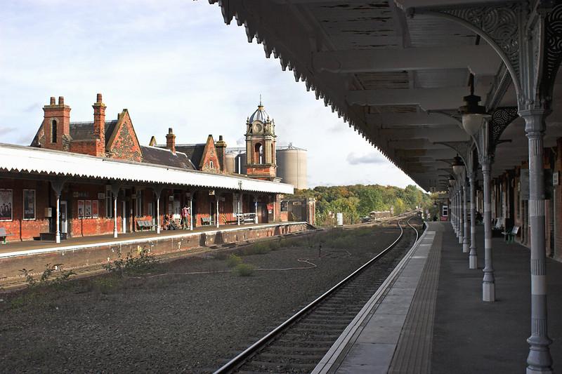 Bury St Edmunds 30/10/2012