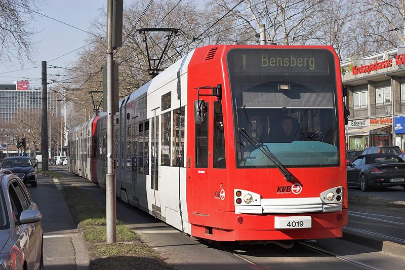4019 and 4001, Neumarkt 5/3/2013