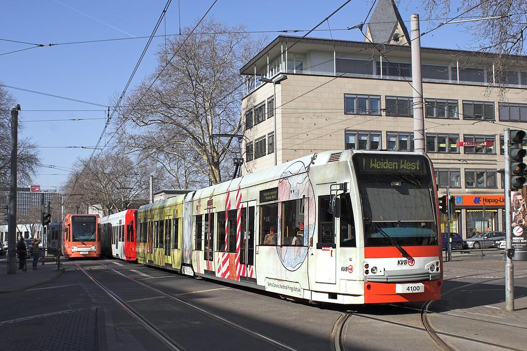 4100 and 4052, Neumarkt 5/3/2013