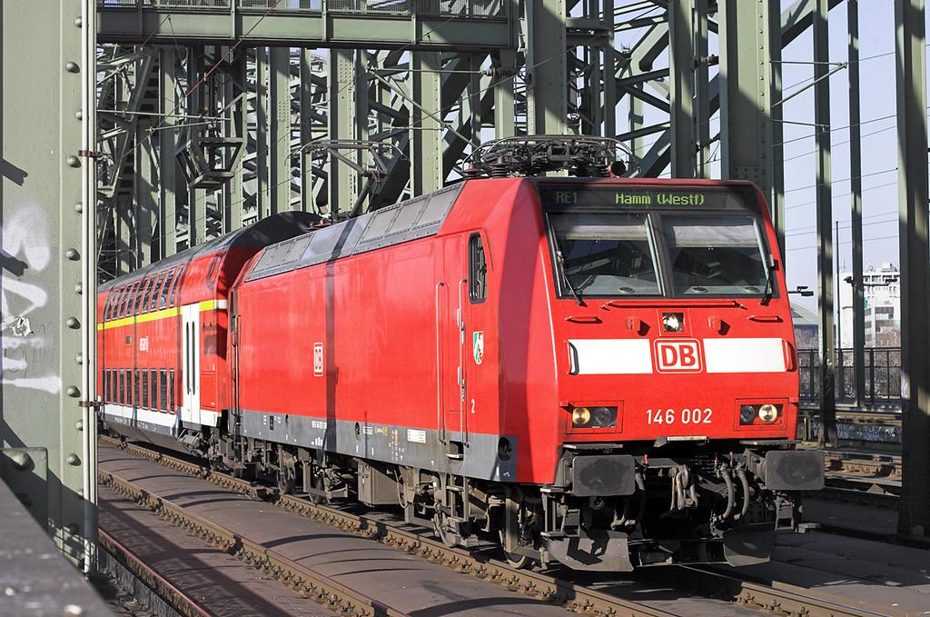 146002 Köln 5/3/2013<br /> RE10119 0951 Aachen Hbf-Hamm