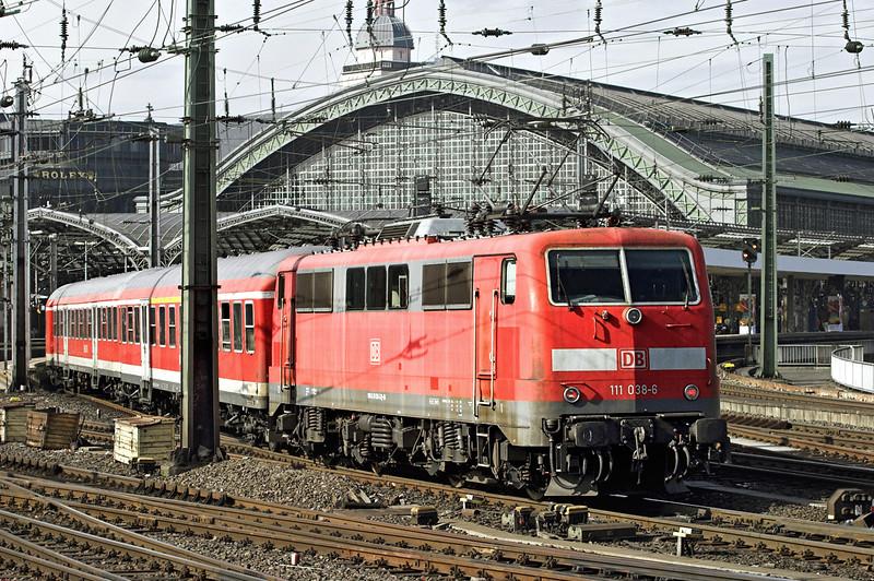 111038 Köln Hbf 6/3/2013