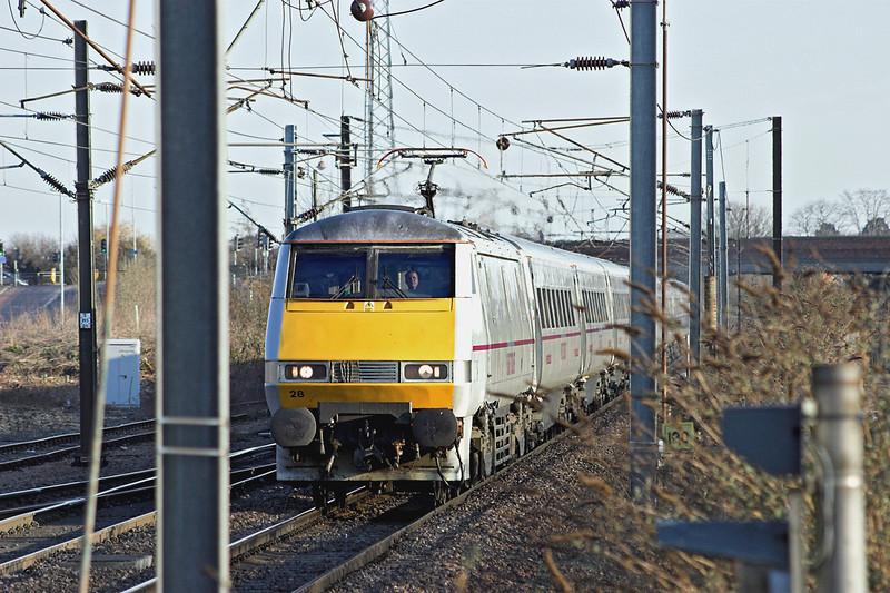 91128 Newark Northgate 6/4/2013<br /> 1D23 1703 London Kings Cross-Leeds