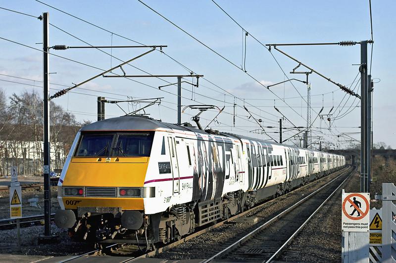 91007 Newark Northgate 6/4/2013<br /> 1E20 1500 Edinburgh-London Kings Cross