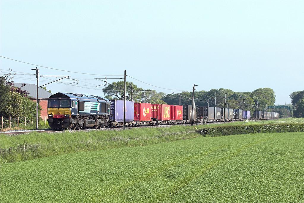 66430 Brock 6/6/2013<br /> 4M34 0428 Coatbridge-Daventry