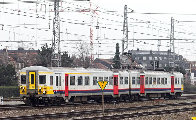 756 Bruxelles-Nord 7/3/2013
