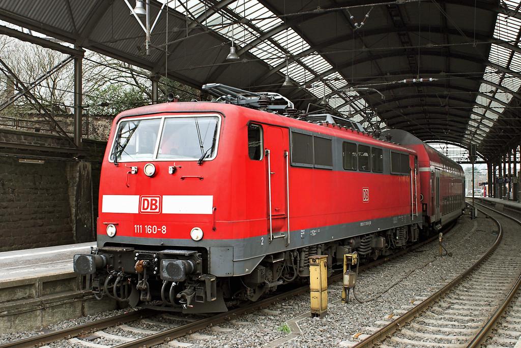 111160 Aachen Hbf 7/3/2013<br /> RE10915 1218 Aachen Hbf-Siegen
