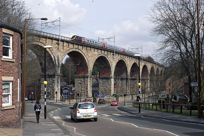 220021 Durham 7/4/2013<br /> 1V58 1008 Edinburgh-Penzance