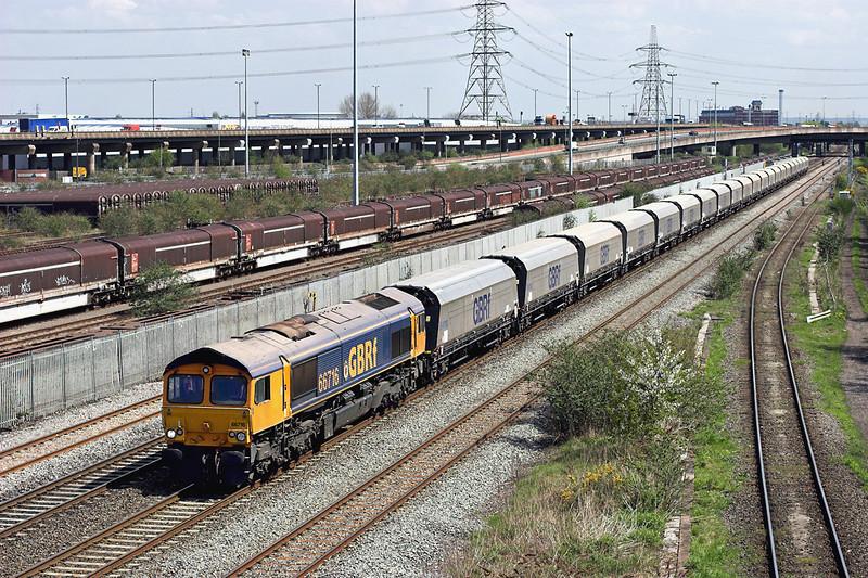 66716 Washwood Heath 7/5/2013<br /> 4V94 1012 Ironbridge PS-Portbury