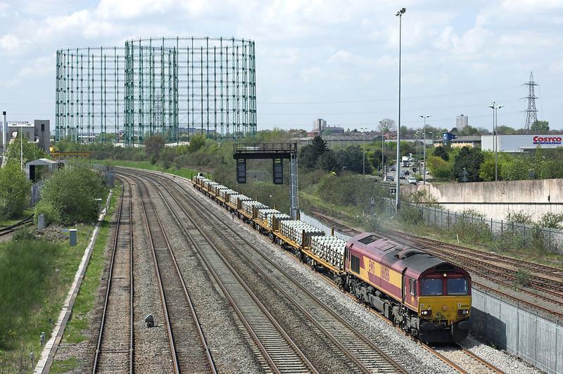 66086 Washwood Heath 7/5/2013<br /> 4C03 1206 Washwood Heath-Carlisle Yard