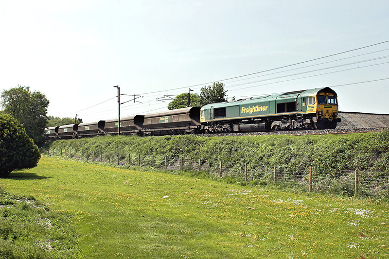 66510 Brock 7/6/2013<br /> 4Z28 0800 Fiddlers Ferry PS-Hunterston