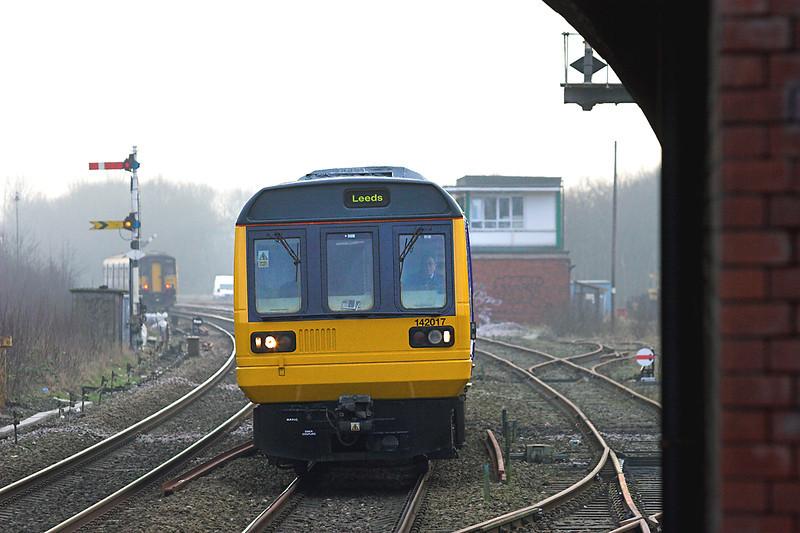 142017 Castleton 10/1/2013<br /> 2U15 1400 Manchester Victoria-Leeds