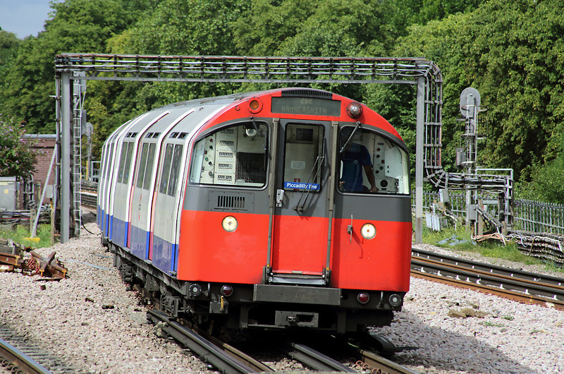 Piccadilly Line 165, Turnham Green 10/8/2013