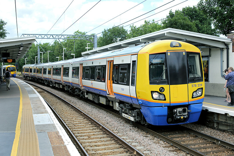 378229 Gospel Oak 10/8/2013<br /> 2N84 1258 Richmond-Stratford
