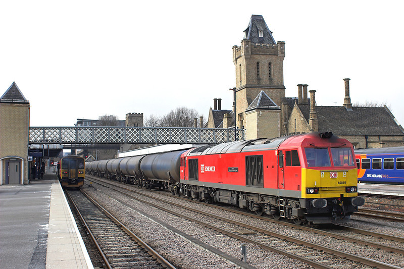 60019 Lincoln Central 12/4/2013<br /> 6E54 1040 Kingsbury-Lindsey OR