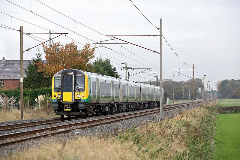 350231 Brock 15/11/2013<br /> 5C82 1216 Preston-Carlisle