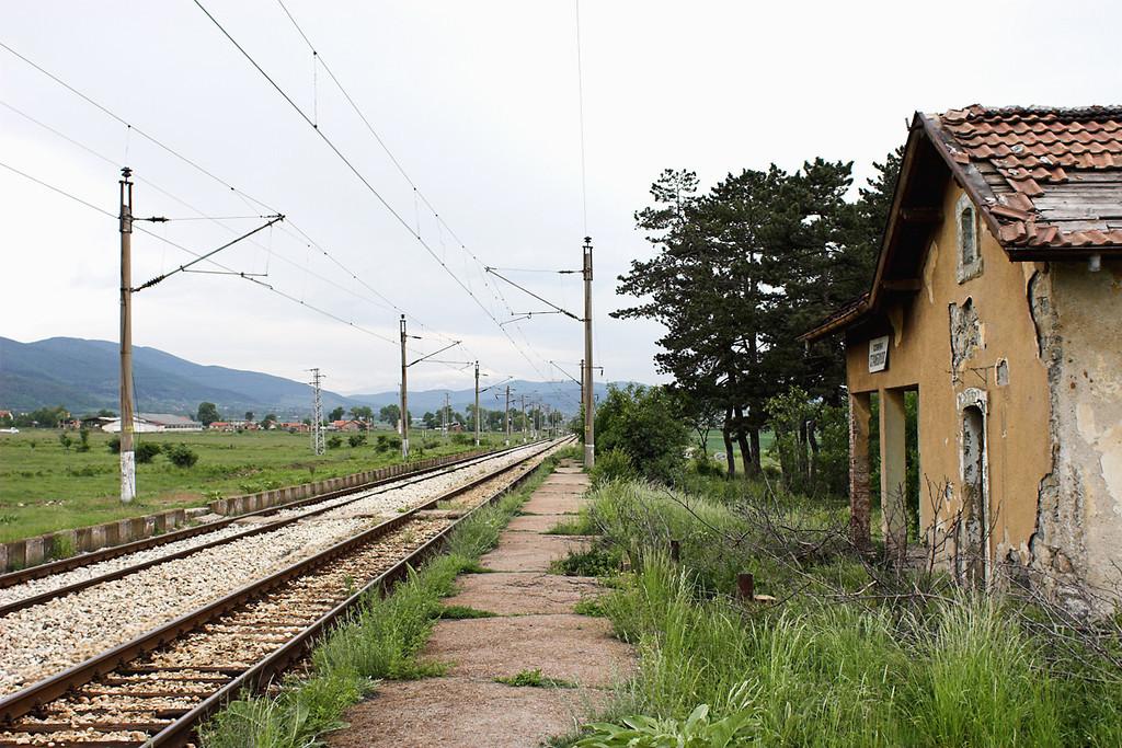 Гара Стамбопово (Stambolovo Station), Bulgaria 16/5/2013