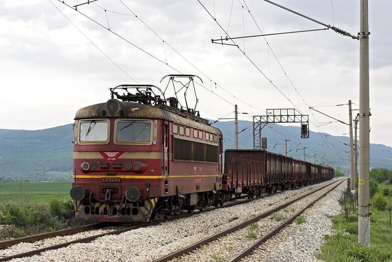 43542 Стамбопово (Stambolovo) 16/5/2013