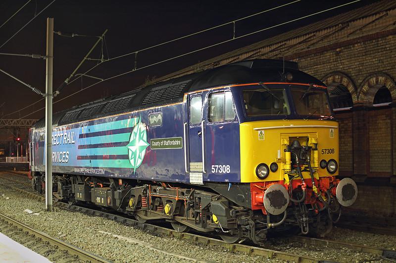 57308 Crewe 25/11/2013