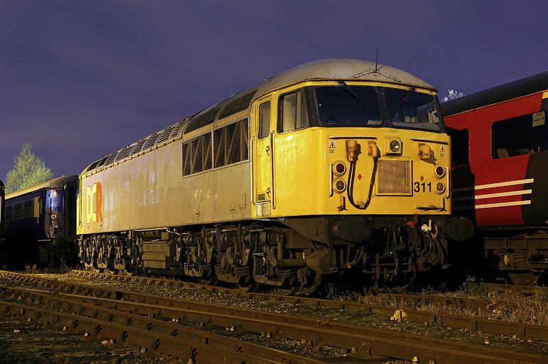 56311 Crewe 22/11/2013