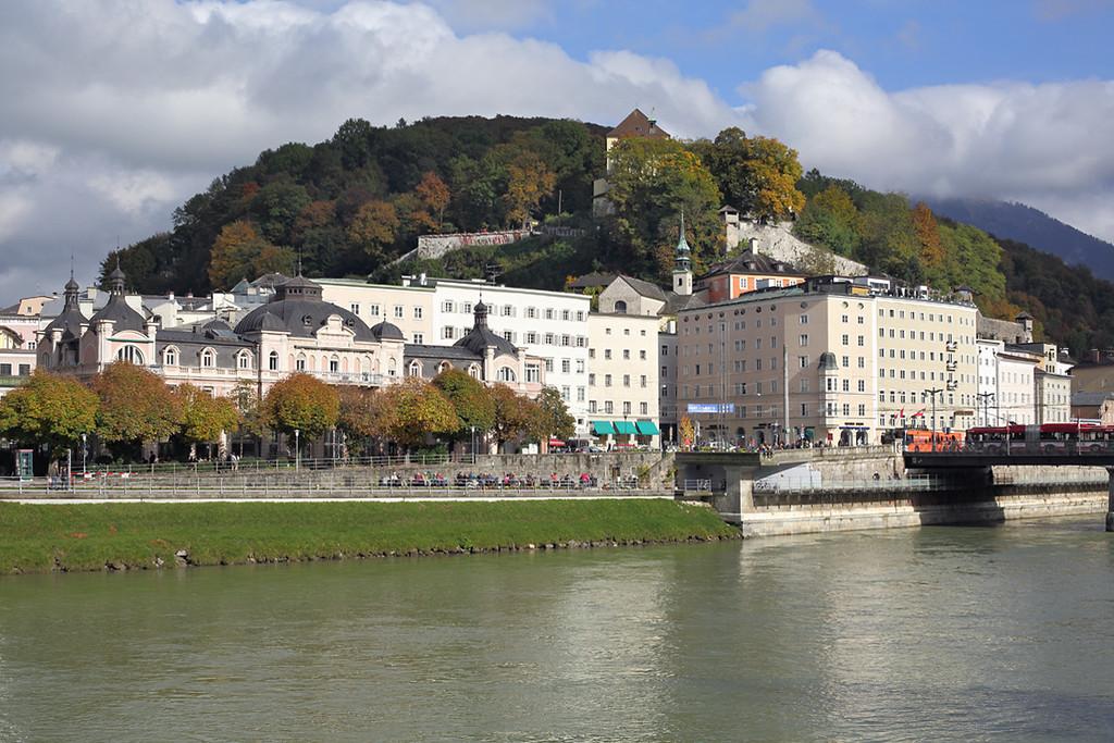 Salzburg, Austria 18/10/2013