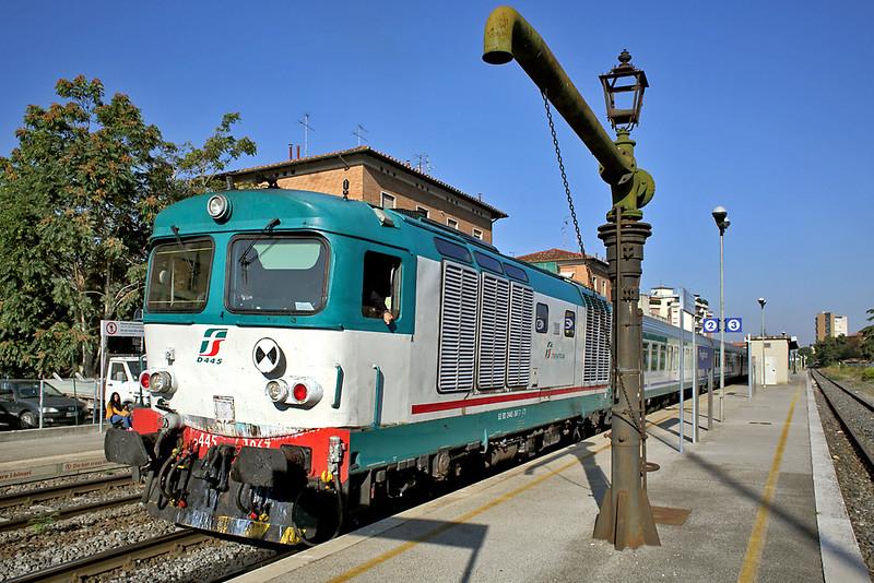 D445-1067 Poggibonsi 24/9/2013<br /> R11755 0810 Firenze SMN-Siena