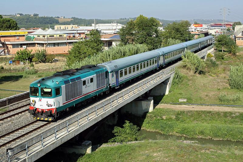 D445-1118 Poggibonsi 24/9/2013<br /> R11757 0910 Firenze SMN-Siena